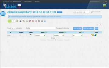 Autorska aplikacja do projektowania online